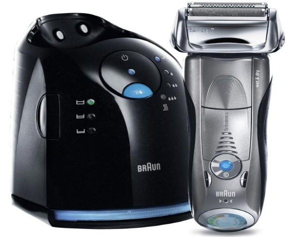 BRAUN SERIES 7 799CC Electric Shaver Review