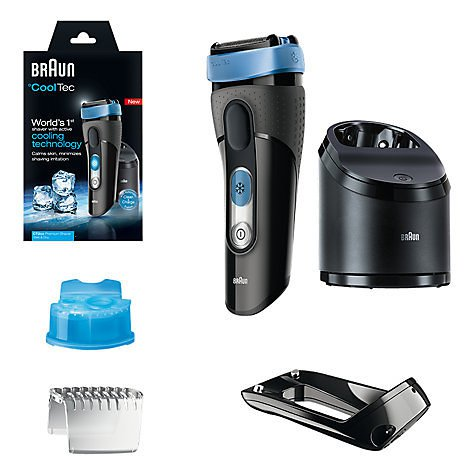 Braun CoolTec Electric Shaver Review
