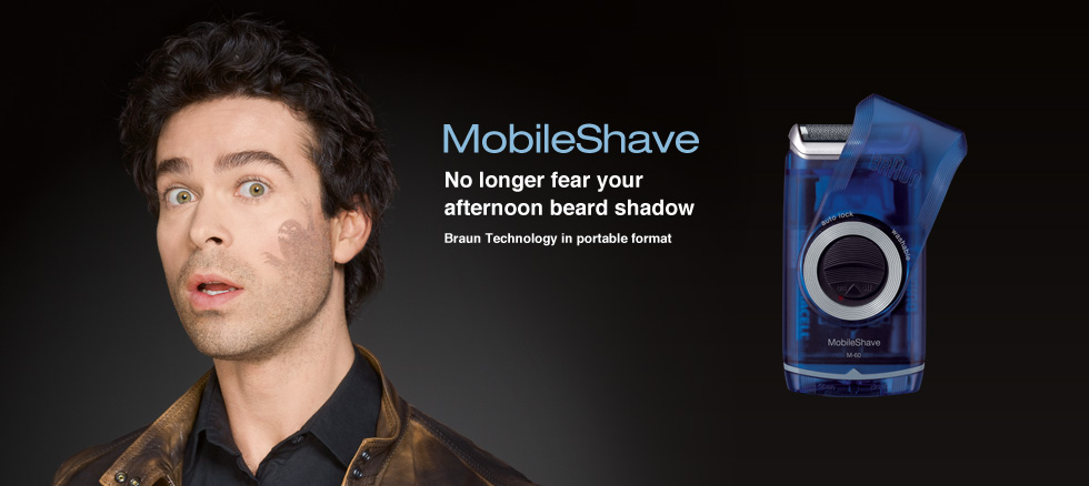 MobileShave M-60b Electric Shaver Reviews