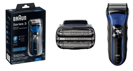 Braun 3 Series 340S-4 Wet/Dry Shaver